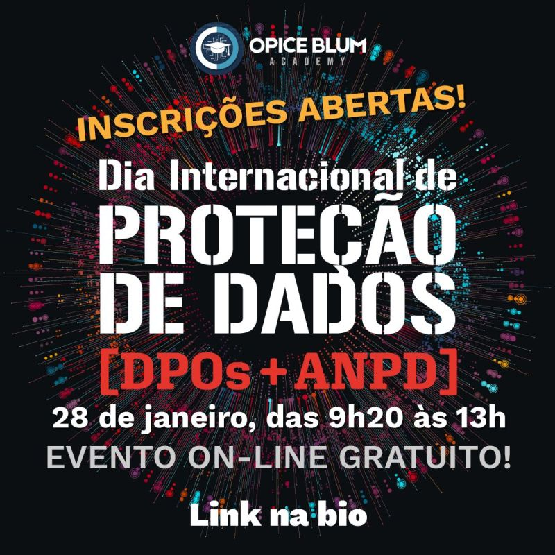 Congresso Dia Internacional de Proteção de Dados
