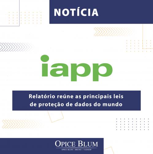 iapp proteção de dados_Noticia