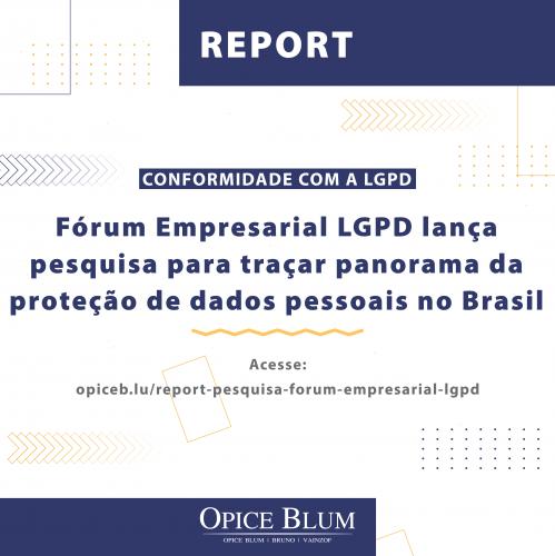 pesquisa lgpd_Report